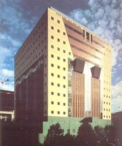 后现代主义建筑