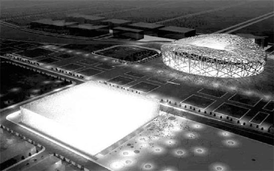 北京奥运的主场馆
