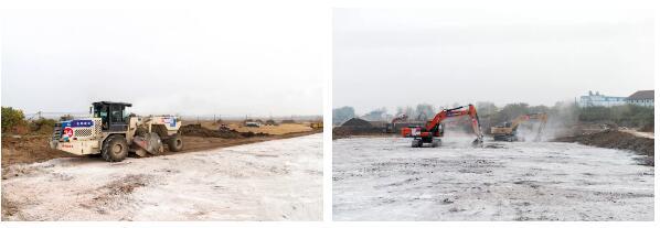 内蒙古市政工程项目