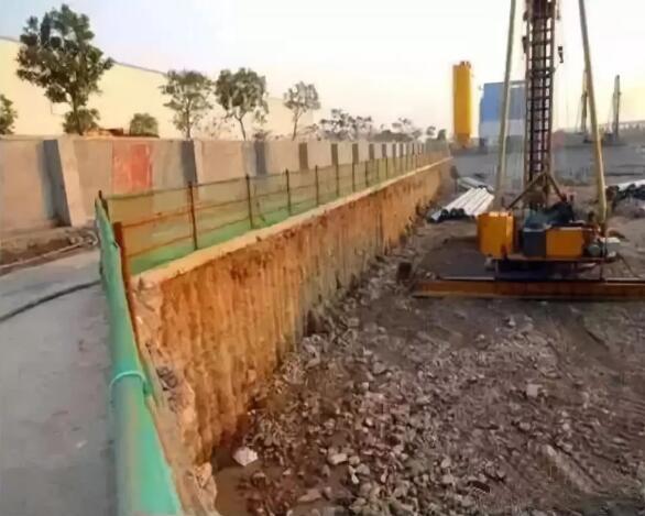 内蒙古房屋建设总承包:土方开挖、基坑支护