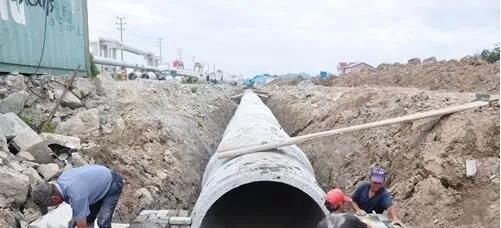 内蒙古市政排水管渠工程案例
