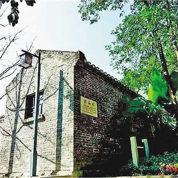 重庆南开中学近代建筑群中的津南村。(沙坪坝区文旅委供图)