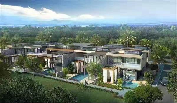 亚博体育网页登录建筑工程三亚伟奇温泉度假公寓项目