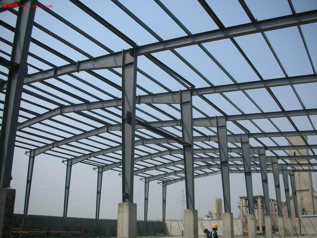 單層廠房鋼結構的組成具體都有哪些呢?