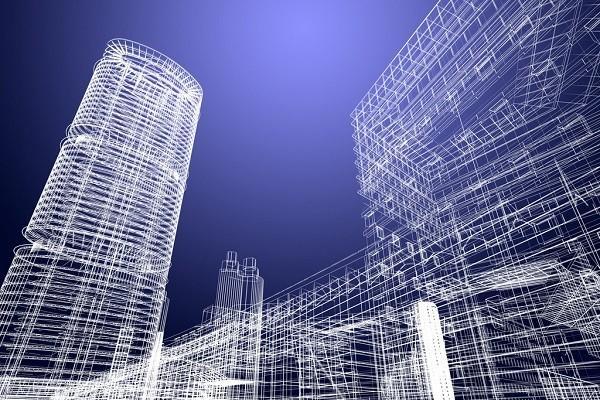 如何缩小钢结构工程钢柱的冲突呢?