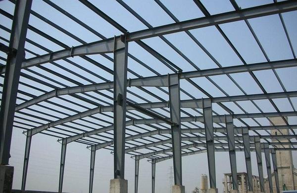 单层厂房钢结构的组成