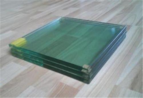 夹胶玻璃生产
