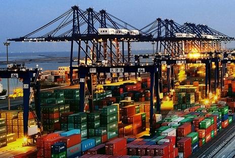 中国贸易进出口总值比上一年增长3.4%,中国外贸延续稳中提质态势