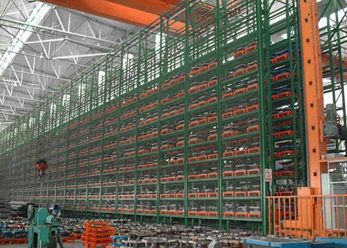 分分钟让您了解自动化立体仓库的工作原理!