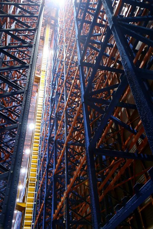 简述关于立体仓库的优势体现
