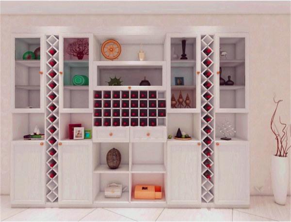 酒柜系列设计安装,提供一条龙服务