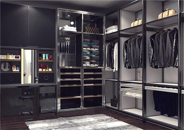 湖北衣橱厂家哪家好?华博专业提供衣柜设计安装一站式服务