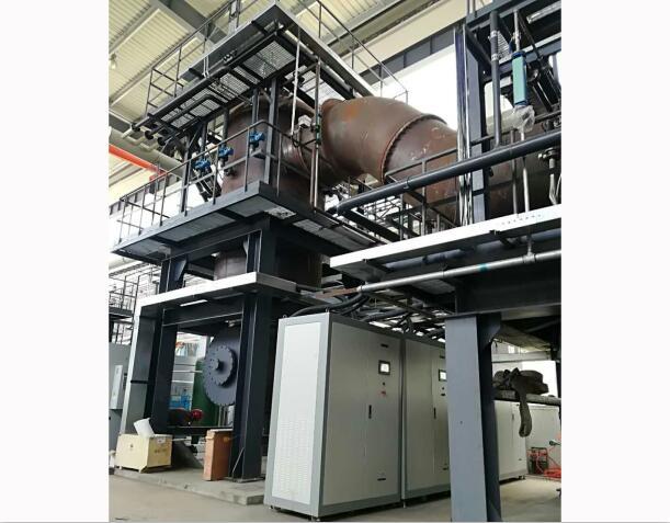 危废处理系统制作—等离子技术污泥处理系统