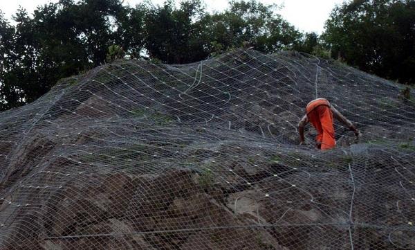 成都边坡防护网在山区防护中的优势揭秘
