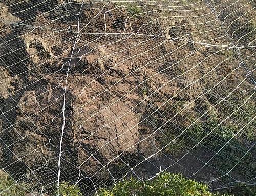 成都边坡防护网的重要性