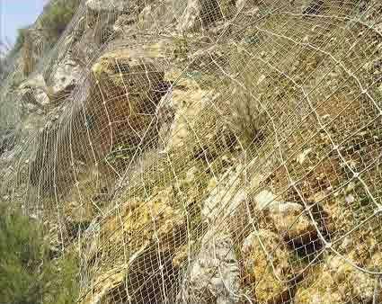你知道辨别边坡防护网质量的好坏的方法有哪些吗