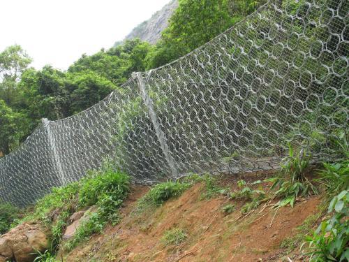 环形防护网的作用你知道吗,它有什么技术特点和功能