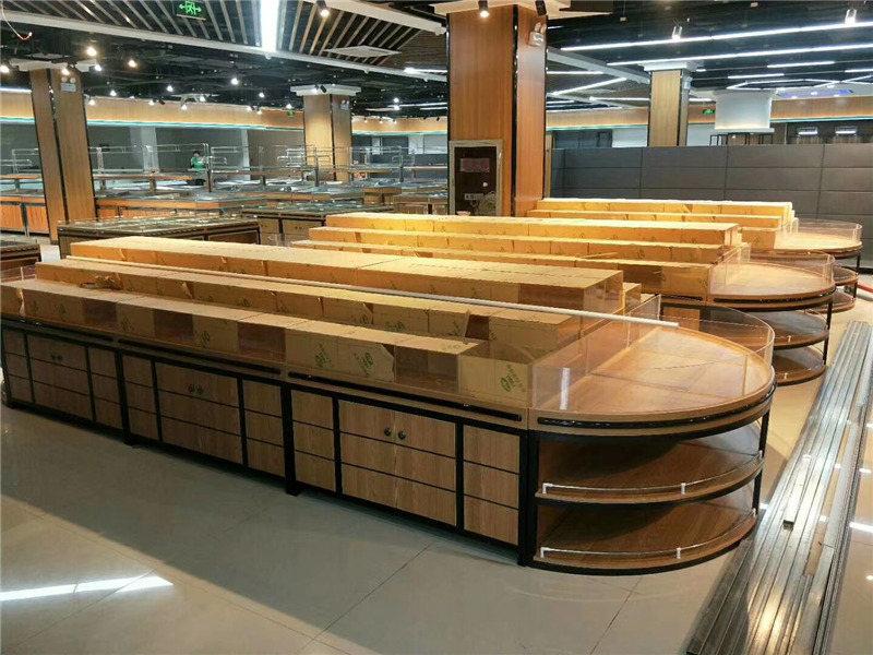 散装零食展示柜的优势介绍和适用场所