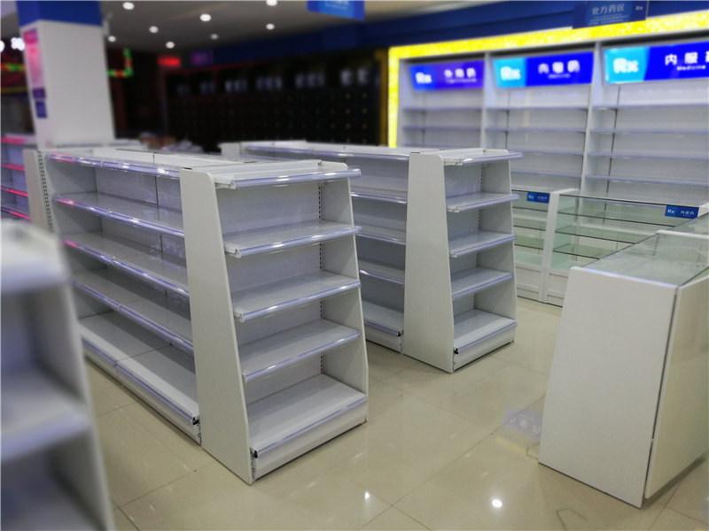 药店展示柜制作厂家