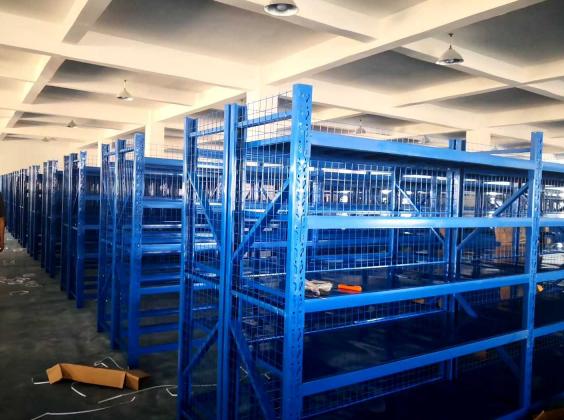 宜昌仓储超市货架