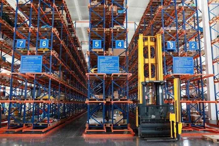 仓储货架使用厂家