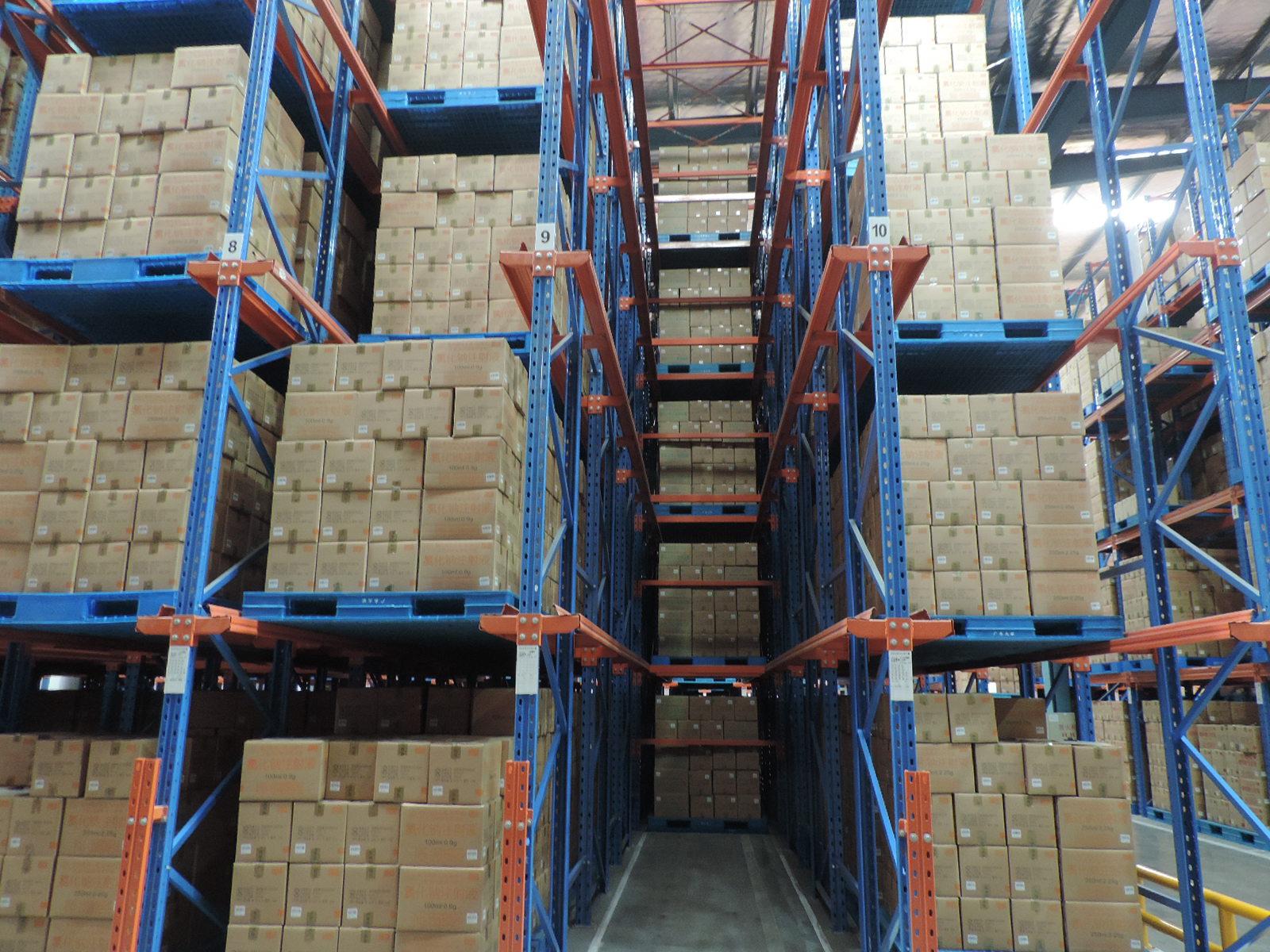 宜昌通廊式货架定制价格定做厂家