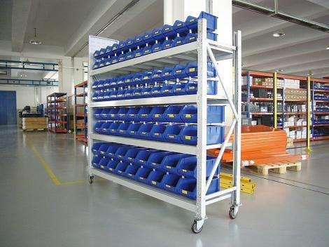 仓储式超市货架定制价格