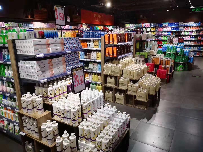 超市货架定制厂家