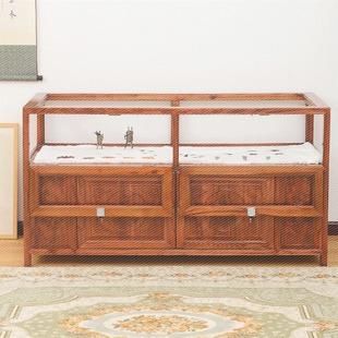 木质烤漆展示柜