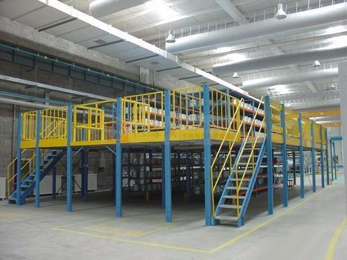 仓库里的阁楼货架怎么使用?一般来说哪些仓库会适合使用这种货架?
