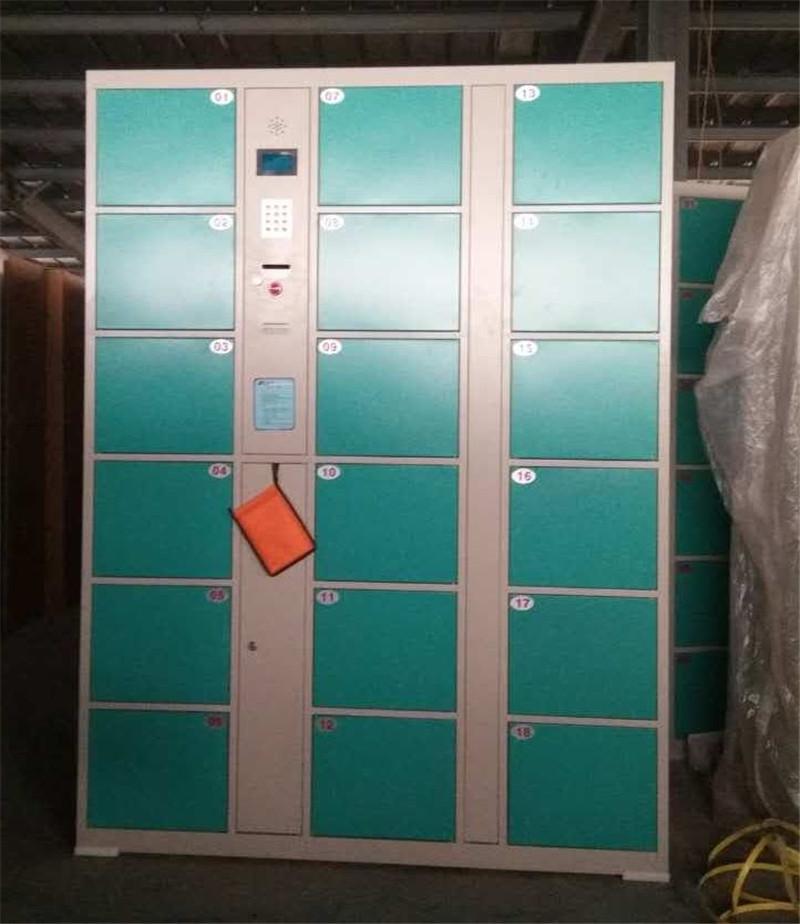 """你在商场里使用过自动存包柜吗?该设备的存在帮助我们短暂的""""解放双手"""""""