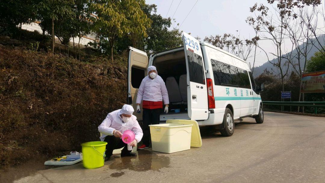 """齐心战""""疫"""" 宜昌全力做好生态环境应急监测工作"""