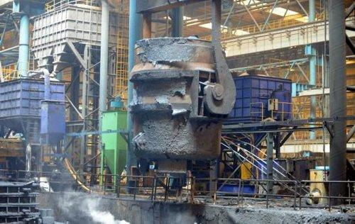 机械厂厂区环境
