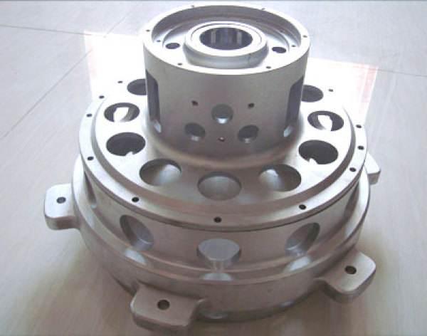 铸铝件加工