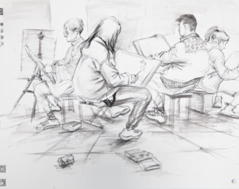延安美術培訓學校