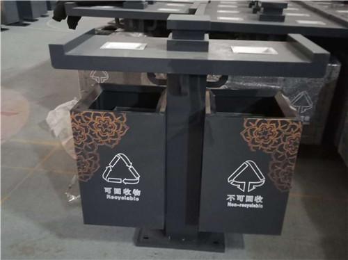 陕西中尧标识为汉中秦岭景区垃圾桶订制
