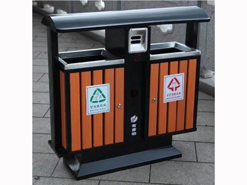 陕西中尧标识为居民小区垃圾桶订制