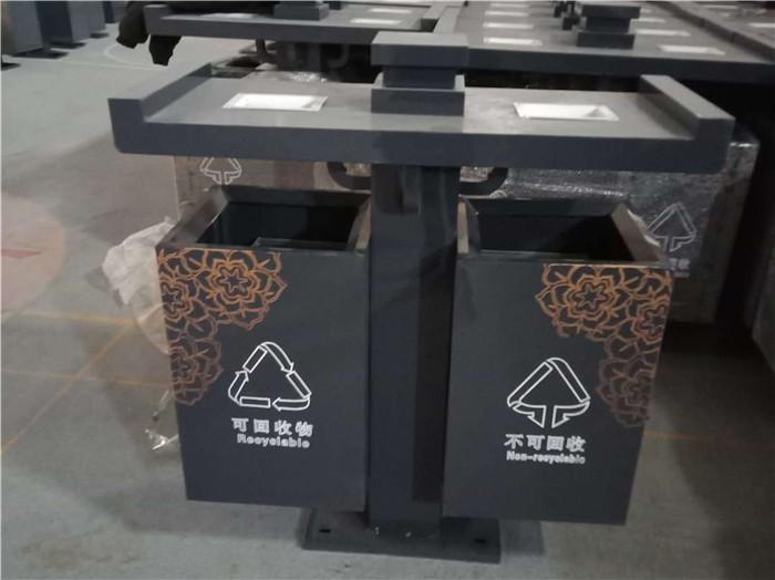 汉中秦岭景区垃圾桶订制