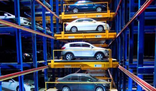 平面移动类停车库