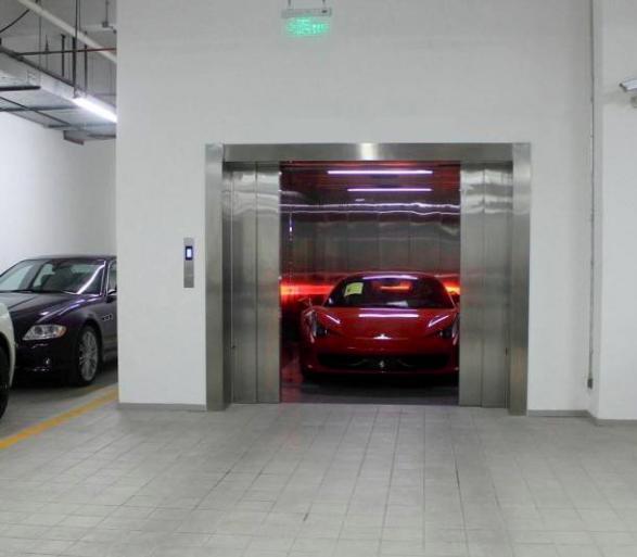 停车场设备-汽车升降机