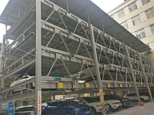 停车设备 | 立体车库现有种类及特点汇总——升降横移式立体车库