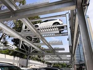 机械式立体停车库的主要停车形式