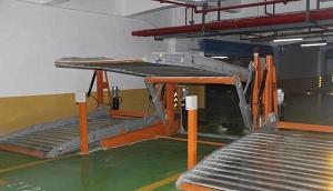 四川立体车库— 机械立体车库如何进行防火设计