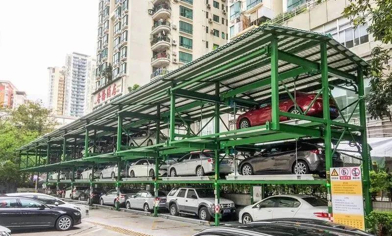 机械式停车库的钢结构应该满足哪些要求?