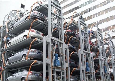 我国机械式停车设备行业的市场投资规模