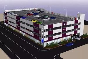 机械车库PK自走式停车场,优劣势对比