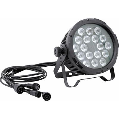 兰州18x12W LED 防水帕灯