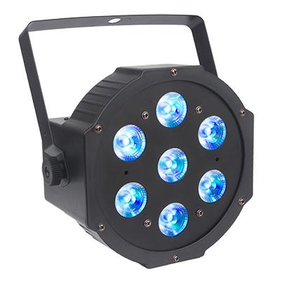 兰州7×10W LED 塑料帕灯