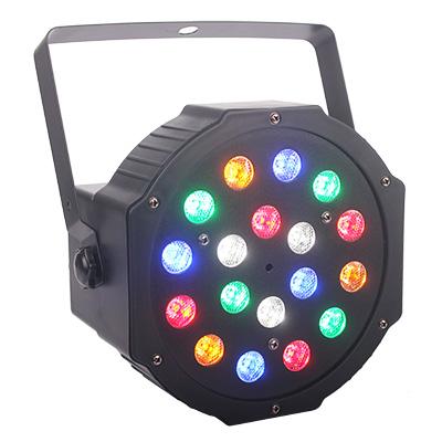 舞台灯光系统 LED 帕灯