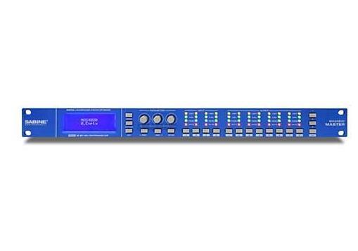 SABINE赛宾音频处理器-MAS2400